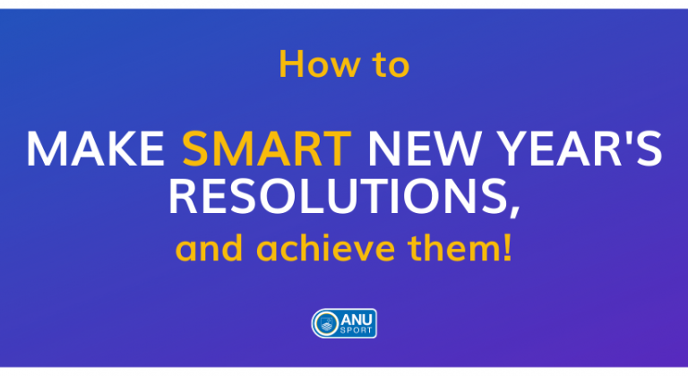 How to make SMART New Year's Resolutions, and Achieve Them