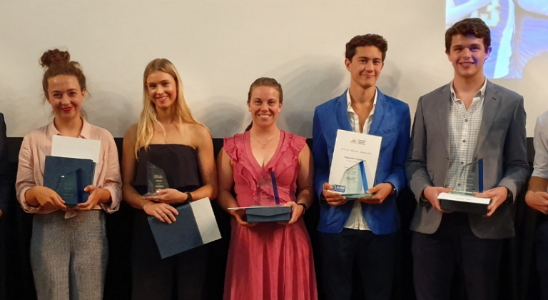 Award winners at 2019 Blues Awards