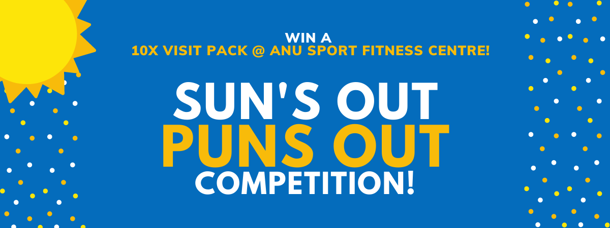 Sun's Out Puns Out Competition!